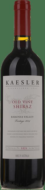 KAESLER WINES Old Vine Shiraz, Barossa Valley 2014