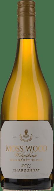 MOSS WOOD Moss Wood Vineyard Chardonnay, Margaret River 2015