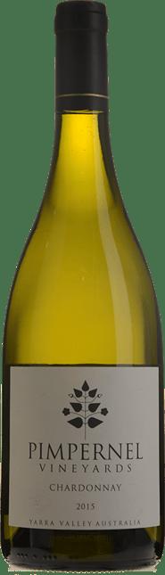 PIMPERNEL VINEYARDS Chardonnay, Yarra Valley 2015