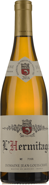 J.L. CHAVE, Hermitage Blanc 2014