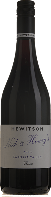 HEWITSON Ned & Henrys Shiraz, Barossa Valley 2016
