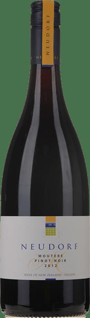 NEUDORF VINEYARDS Moutere Pinot Noir, Nelson 2012