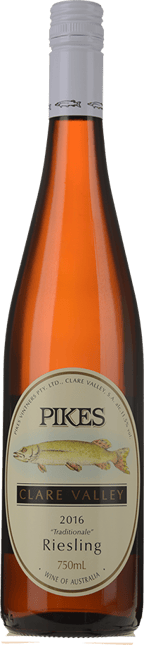 PIKES Traditionale Riesling, Clare Valley 2016