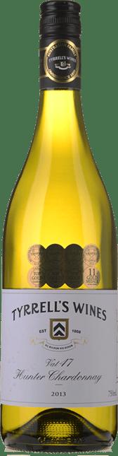 TYRRELL'S Vat 47 Chardonnay, Hunter Valley 2013