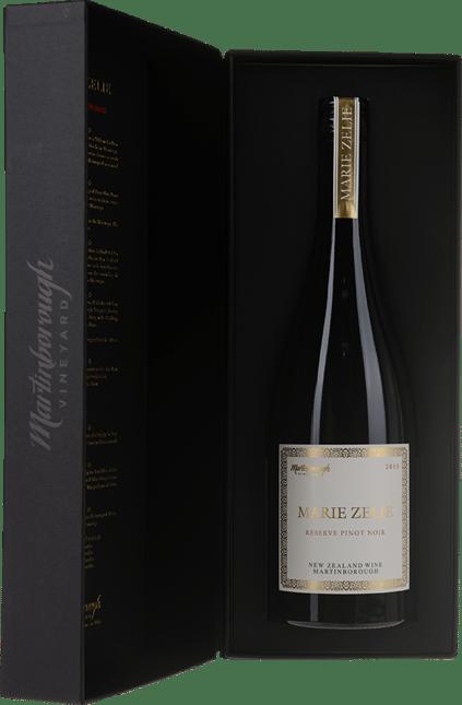 MARTINBOROUGH VINEYARD Marie Zelie Reserve Pinot Noir, Martinborough 2013