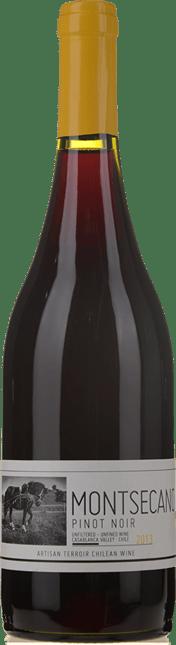 MONTSECANO Pinot Noir, Casablanca 2013