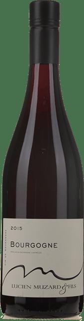 DOMAINE LUCIEN MUZARD Bourgogne Rouge, Burgundy 2015