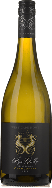 WEST CAPE HOWE Styx Gully Chardonnay, Great Southern 2016