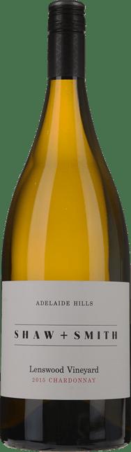 SHAW & SMITH Lenswood Vineyard Chardonnay, Adelaide Hills 2015