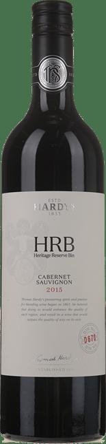 HARDY'S HRB-D636 Cabernet Sauvignon, Coonawarra-Margaret River 2015