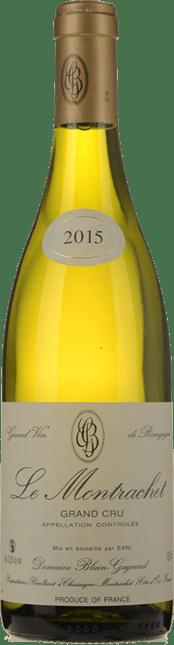 BLAIN-GAGNARD Grand Cru, Le Montrachet 2015