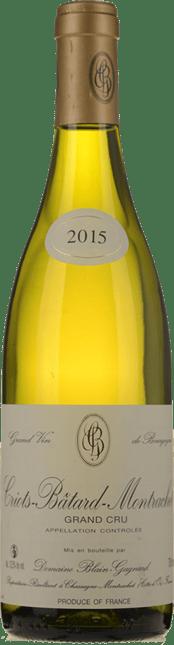 BLAIN-GAGNARD Grand Cru, Criots-Batard-Montrachet 2015
