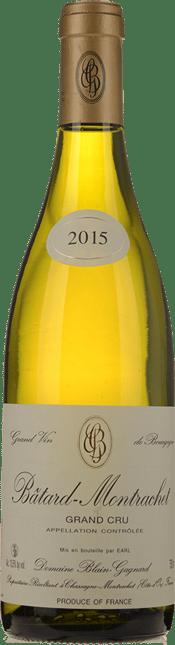 BLAIN-GAGNARD Grand Cru, Batard-Montrachet 2015