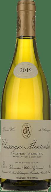 BLAIN-GAGNARD Caillerets 1er cru, Chassagne-Montrachet 2015