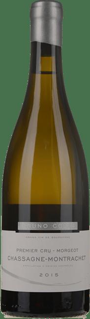BRUNO COLIN Morgeot 1er cru, Chassagne-Montrachet 2015