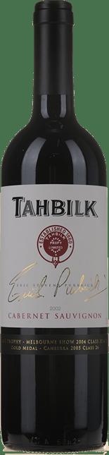 TAHBILK WINES Eric Stevens Purbrick Cabernet Sauvignon, Nagambie Lakes 2002