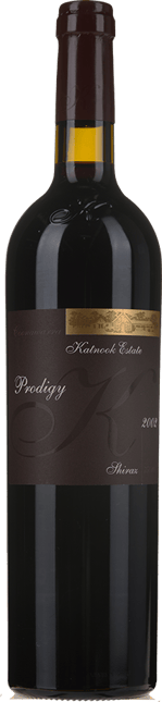 KATNOOK ESTATE Prodigy Shiraz, Coonawarra 2002