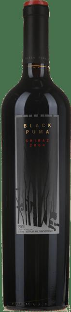 WARRENMANG Black Puma Shiraz, Pyrenees 2004