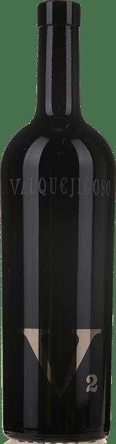VALQUEJIGOSO V2 Cabernet blend, Madrid 2007