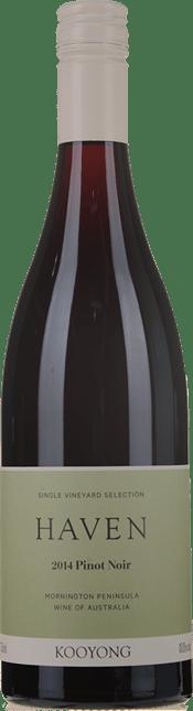 KOOYONG WINES Haven Pinot Noir, Mornington Peninsula 2014