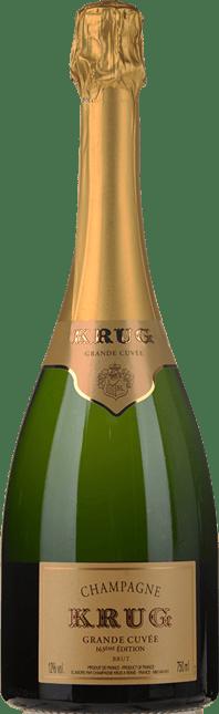 Krug Grand Cuvee Brut Champagne 163 NV