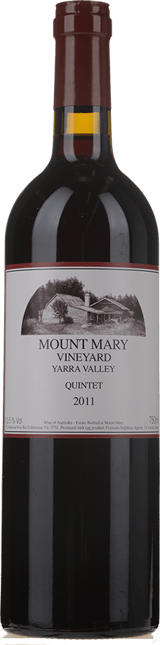 MOUNT MARY Quintet Cabernet Blend, Yarra Valley 2011