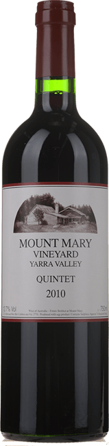 MOUNT MARY Quintet Cabernet Blend, Yarra Valley 2010