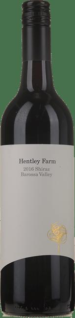 HENTLEY FARM Shiraz, Barossa Valley 2016