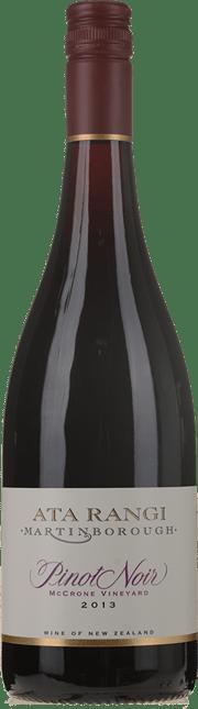 ATA RANGI McCrone Vineyard Pinot Noir, Martinborough 2013