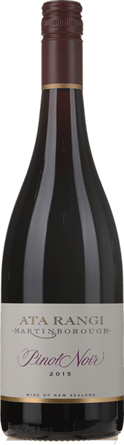 ATA RANGI Pinot Noir, Martinborough 2015