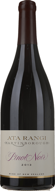 ATA RANGI Pinot Noir, Martinborough 2013