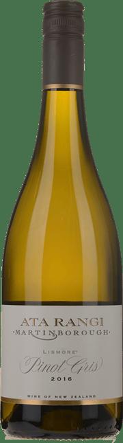 ATA RANGI Pinot Gris, Martinborough/Wairarapa 2016
