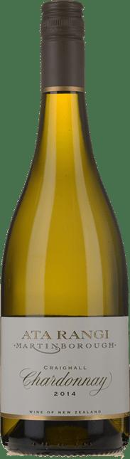 ATA RANGI Craighall Chardonnay, Martinborough/Wairarapa 2014