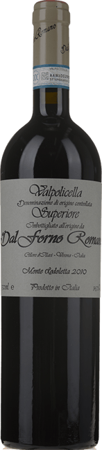 DAL FORNO ROMANO, Valpolicella Superiore 2010