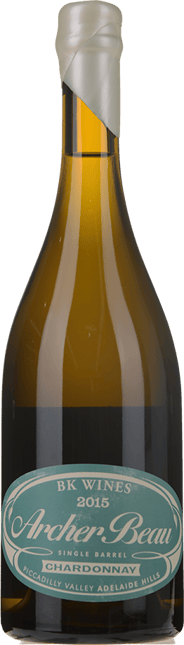 BK WINES Archer Beau Chardonnay, Piccadilly Valley 2015
