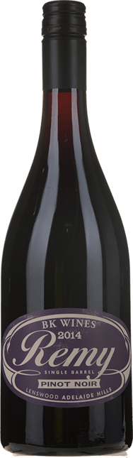 BK WINES Remy Pinot Noir, Adelaide Hills 2014