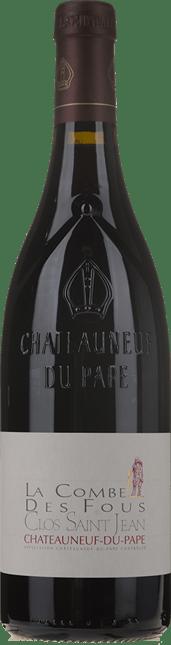 CLOS SAINT JEAN La Combe Des Fous, Chateauneuf-du-Pape 2015