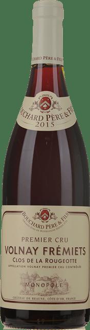 BOUCHARD PERE & FILS Fremiets 1er Cru Clos de la Rougeotte, Volnay 2015