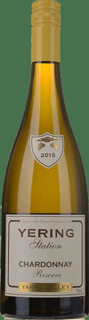 YERING STATION Reserve Chardonnay, Yarra Valley 2015