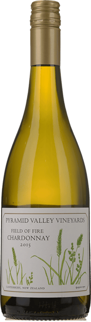 PYRAMID VALLEY VINEYARDS Field of Fire Chardonnay, Canterbury 2015