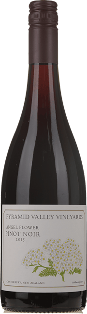PYRAMID VALLEY VINEYARDS Angel Flower Pinot Noir, Canterbury 2015
