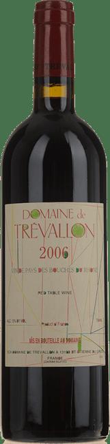 DOMAINE DE TREVALLON Vin de Pays des Bouches Du Rhone 2006
