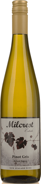 MILCREST Moutere Pinot Gris, Nelson 2013