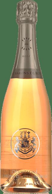 CHAMPAGNE BARONS DE ROTHSCHILD Brut Rose, Champagne NV