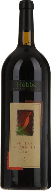 HOBBS Shiraz Viognier, Barossa Valley 2005