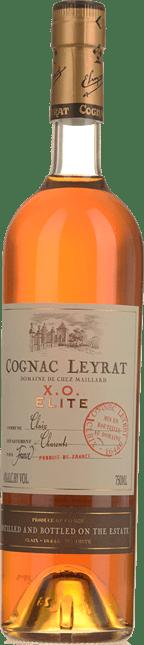 COGNAC LEYRAT X.O. Elite 41% ABV, Fins Bois, Cognac NV