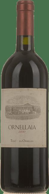 TENUTA DELL'ORNELLAIA Ornellaia, Bolgheri DOC 2000