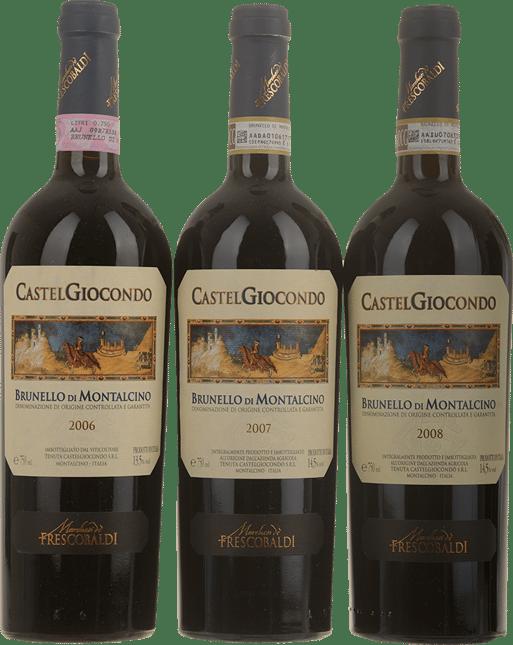 Castel Giocondo 3 Bottle Set
