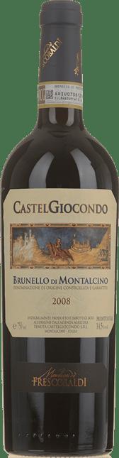 FRESCOBALDI Castel Giocondo, Brunello di Montalcino DOCG 2008
