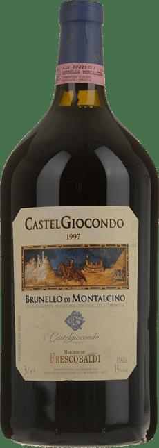 FRESCOBALDI Castel Giocondo, Brunello di Montalcino DOCG 1997